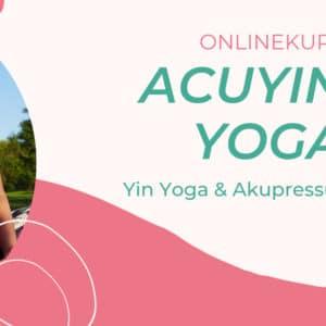 AcuYin Self Care - Yin Yoga & Akupressur Paket