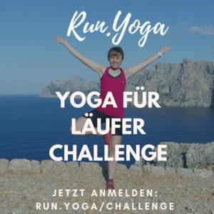 Yoga für Läufer Challenge
