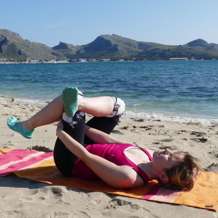 7 Tage Yoga Start Yoga Anfänger Challenge