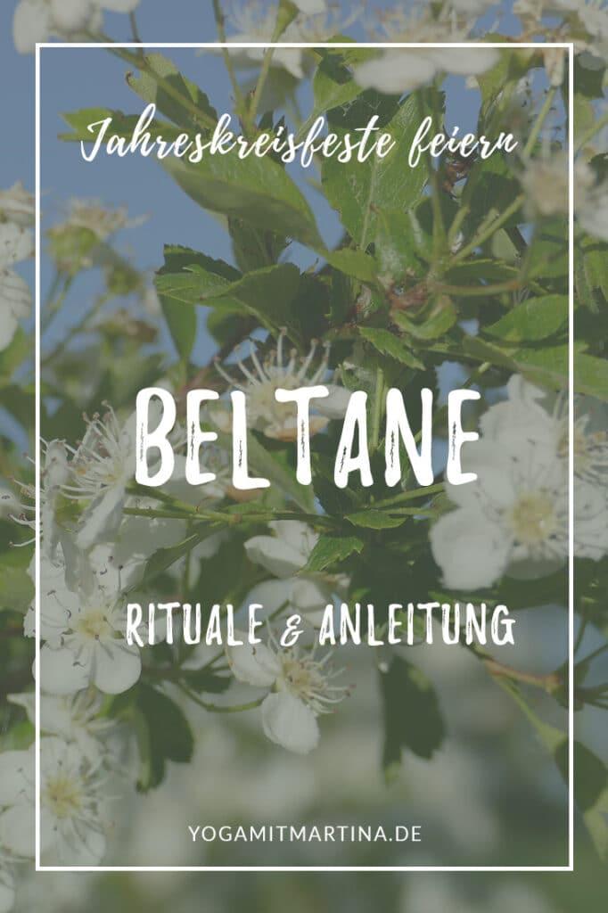 Beltane Jahreskreisfest