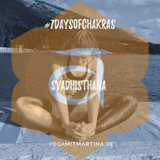 Sakralchakra / Svadhisthana