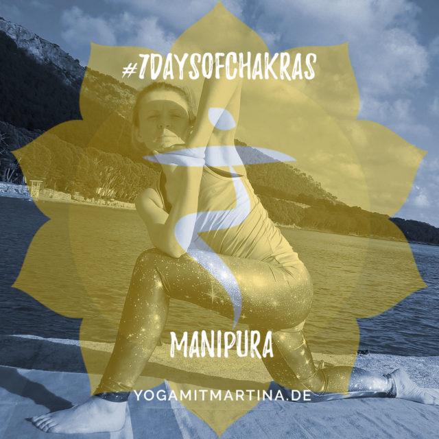 Nabelchakra / Manipura