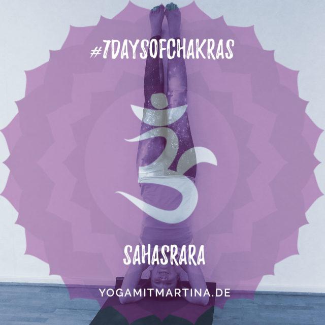 Kronenchakra / Sahasrara