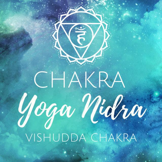 Chakra Yoga Nidra für das Halschakra