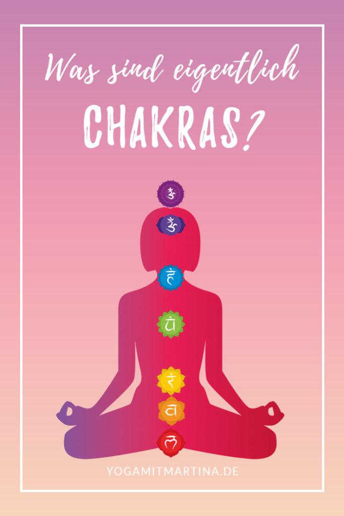 Was sind eigentlich Chakren? Die Bedeutung der Chakren erklärt