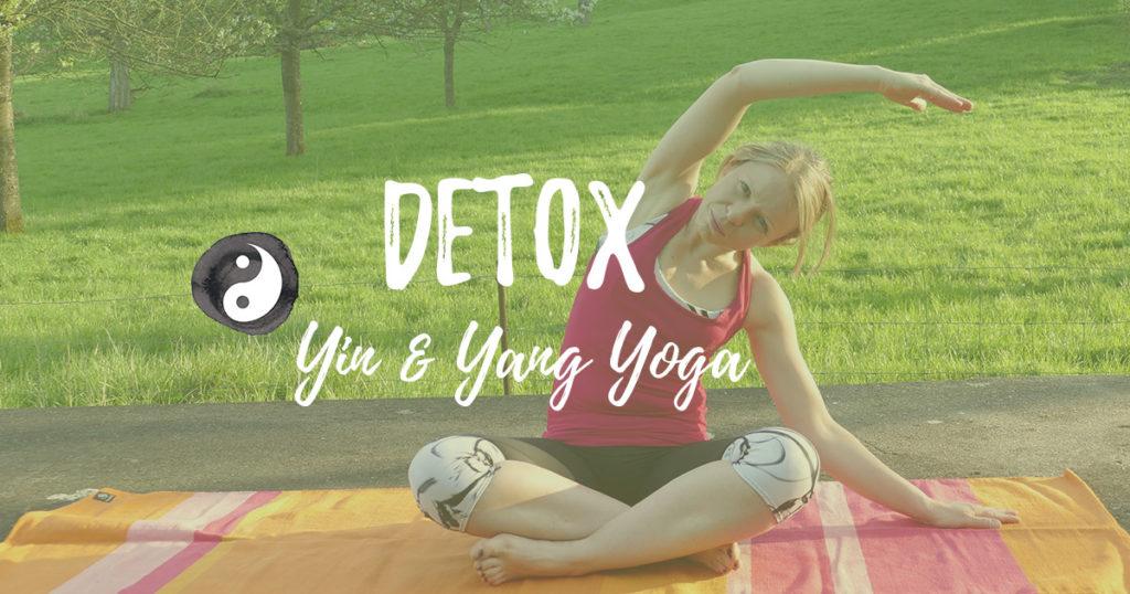 Detox Yin Yang Yoga