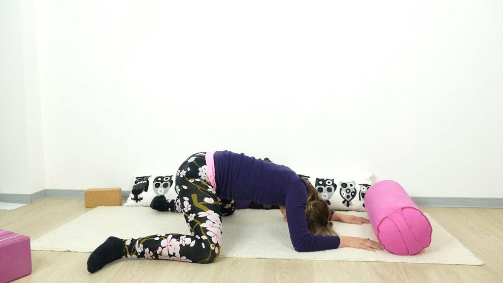 Detox Yin Yoga: Großer Frosch