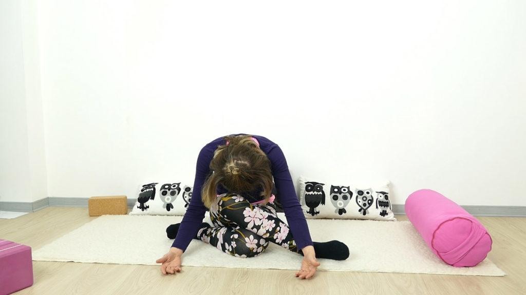 Detox Yin Yoga: Shoelace Schnürsenkel