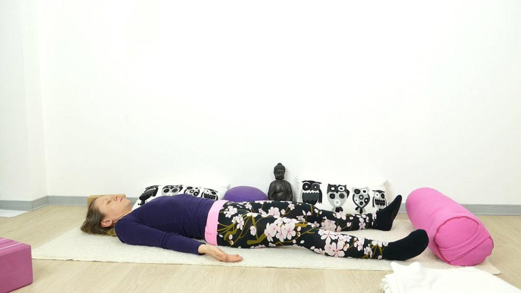 Detox Yin Yoga: Savasana