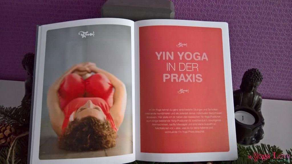 Gesund durch Yin Yoga Buch Stefanie Arend: Praxis