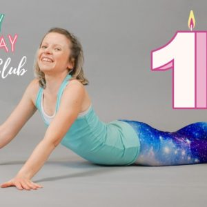 Happy Birthday Yin Yoga Club: Yin & Yang Yoga