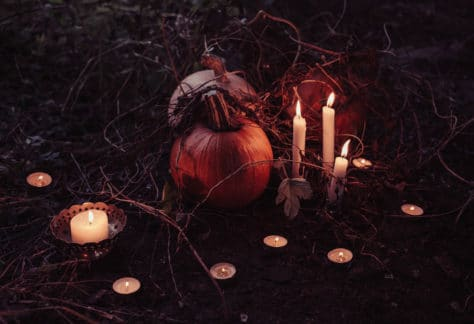 Jahreskreisfeste Samhain