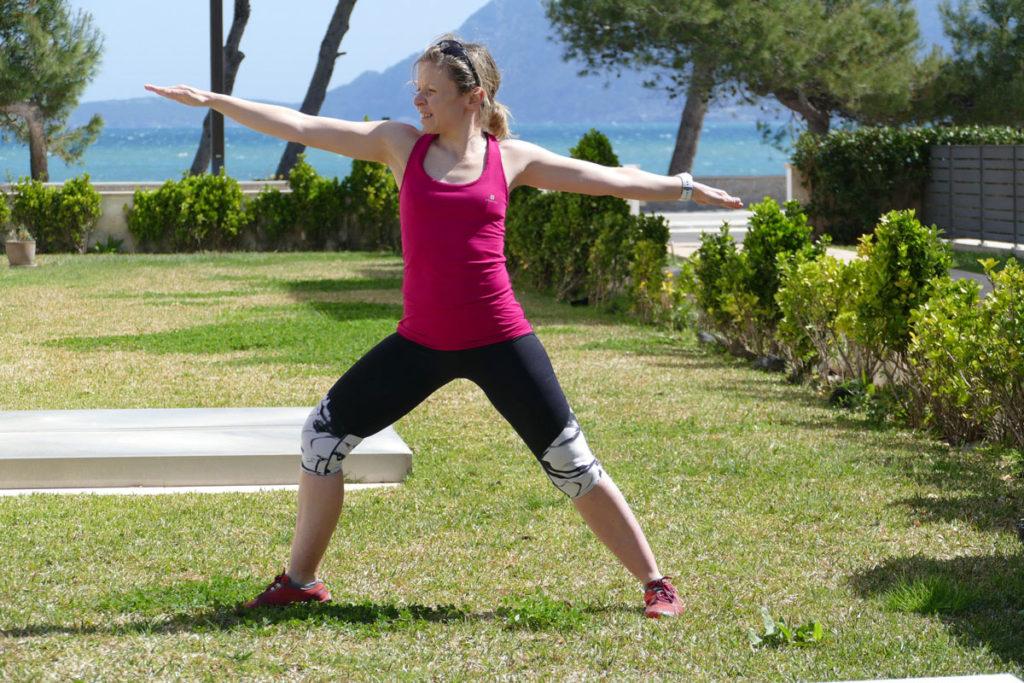 Lauf- und Yoga Workshop in Mannheim