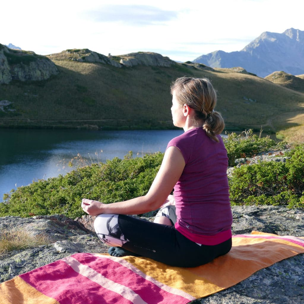 Meditation gegen Stress