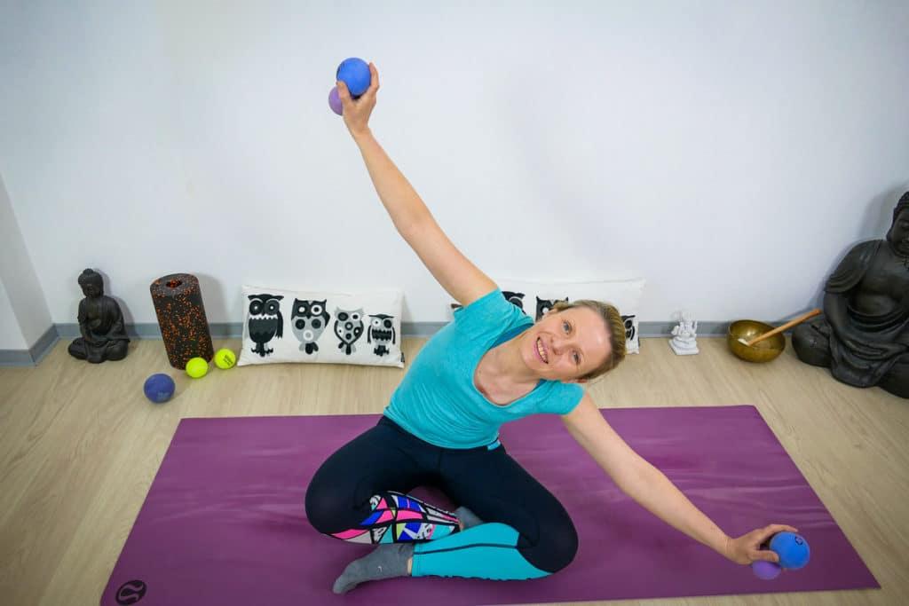 Myofascial Release Yin Yoga
