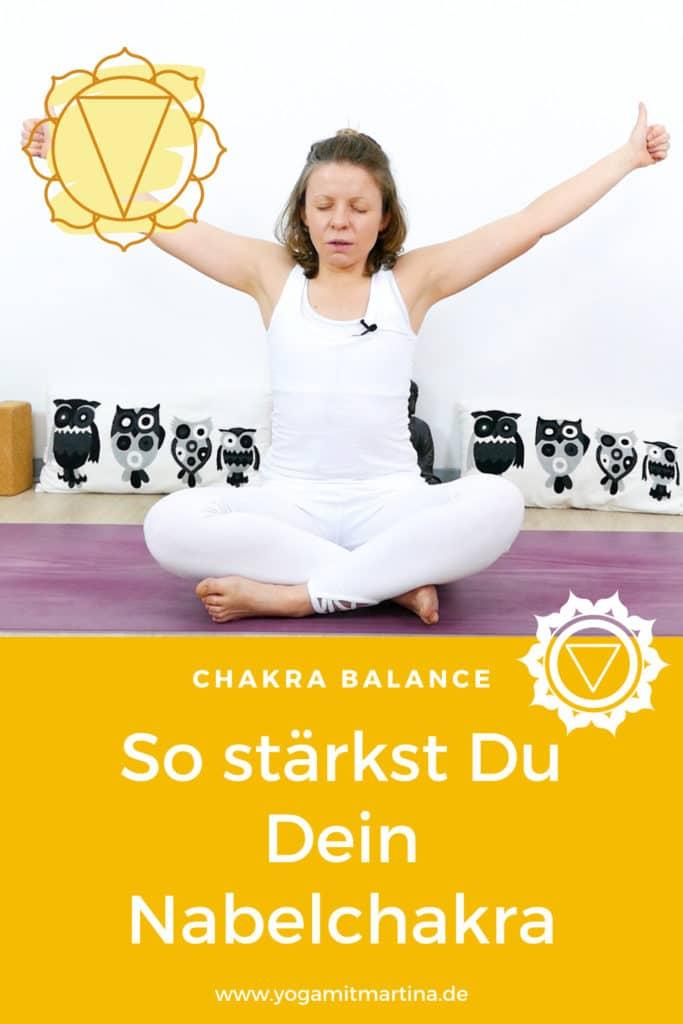 Nabelchakra stärken: so öffnest Du das 3. Chakra, Manipura