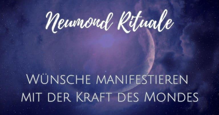 Neumond Rituale