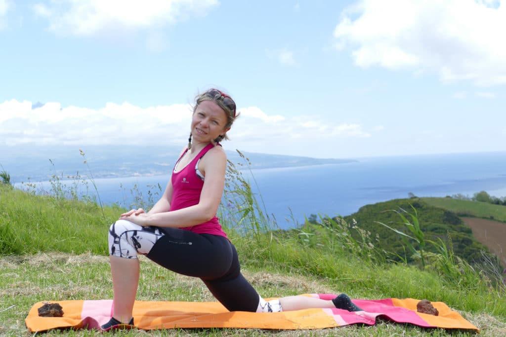 Sakralchakra Yoga: Drache