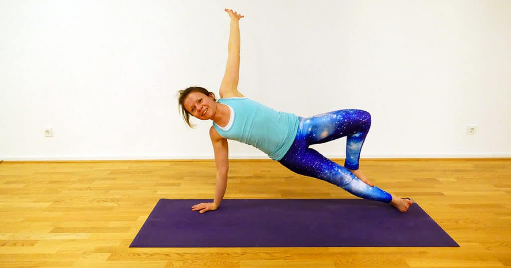 Vinyasa Yoga im Campus Saarbrücken