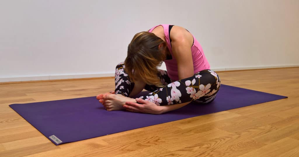 Yin Yoga Schildkröte