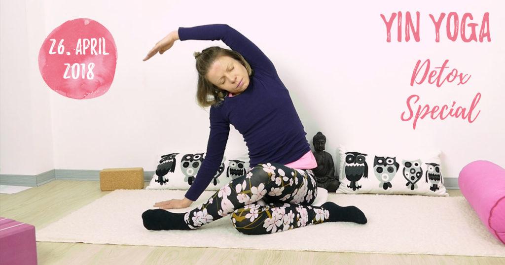 Yin Yoga Detox Special