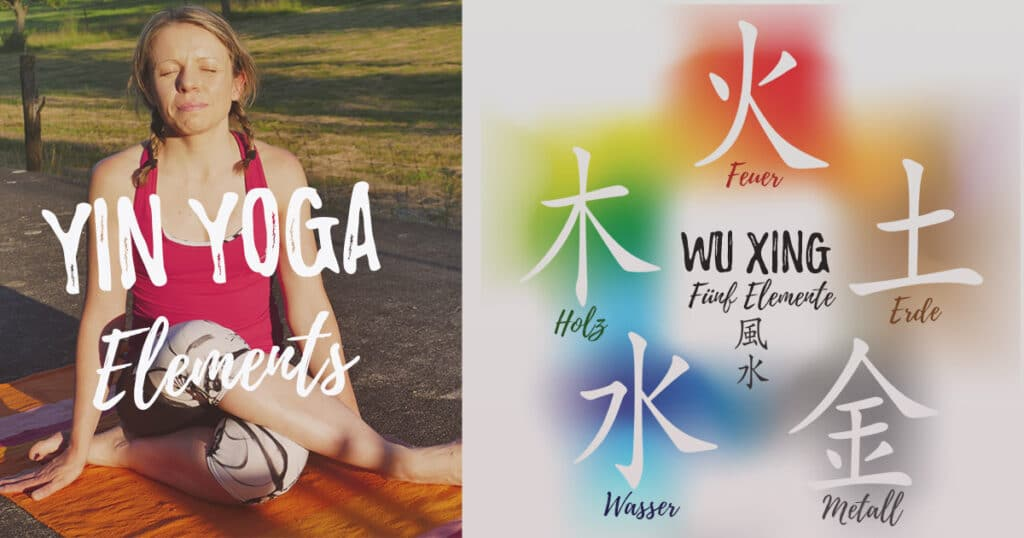 Yin Yoga Elements