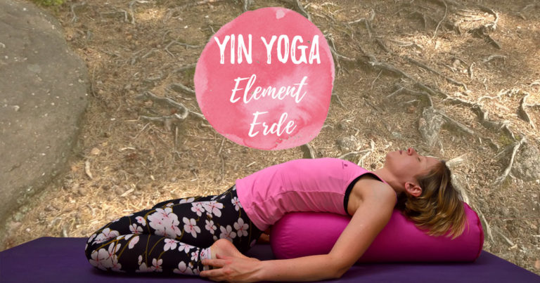 Yin Yoga Element Erde