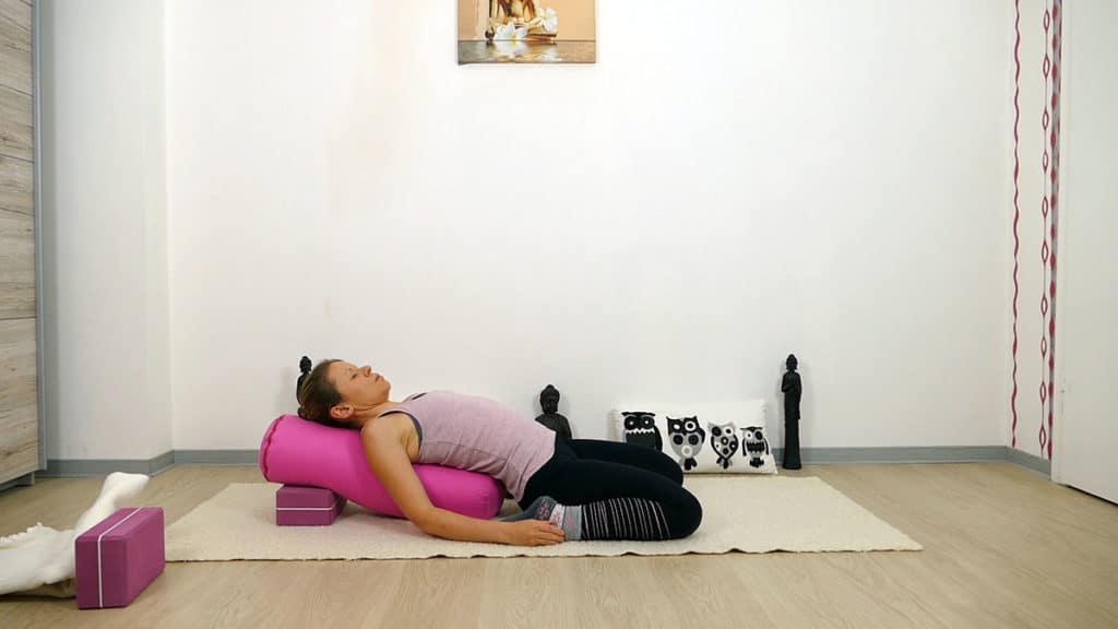 Yin Yoga Element Erde - Magen und Milz - Sattel