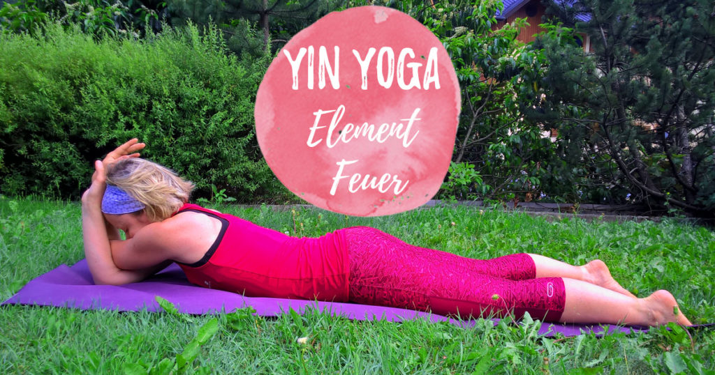 Yin Yoga Element Feuer