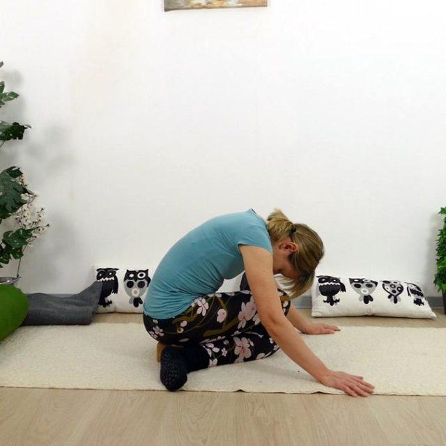 Yin Yoga Holz Shoelace / Schnürsenkel