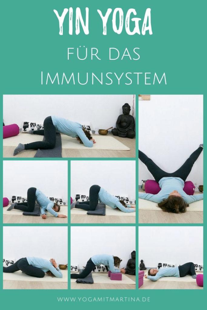 Yin Yoga Immunsystem