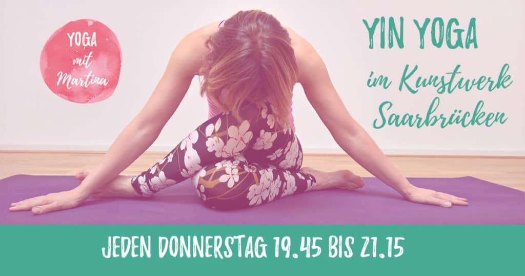 Yin Yoga im Kunstwerk