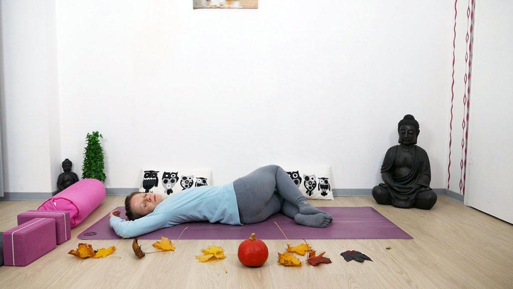 Yin Yoga Twist