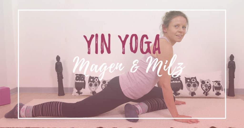 Yin Yoga Sequenz für das Element Erde – Magen und Milz
