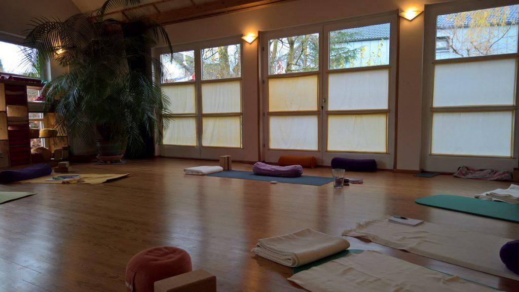 Yin Yoga und Meditation