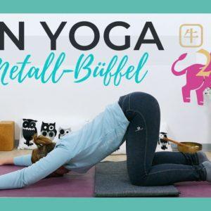 Yin Yoga für das chinesische Neujahr 2021 – Jahr des Metall-Büffels