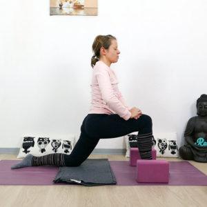 Yin Yoga für den Psoas – Hüftbeuger dehnen – die besten Übungen