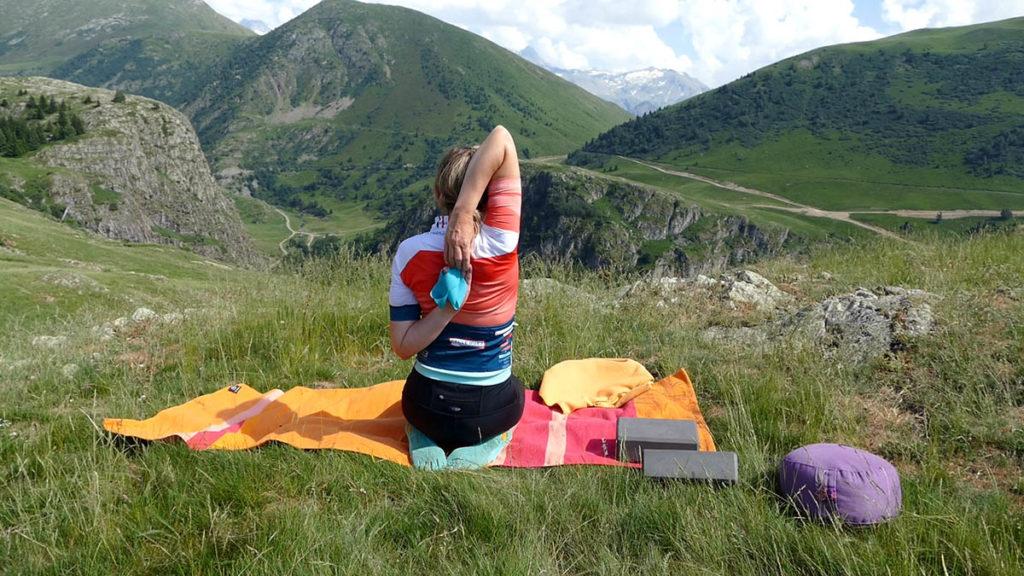 Yin Yoga für Radfahrer: Kuharme