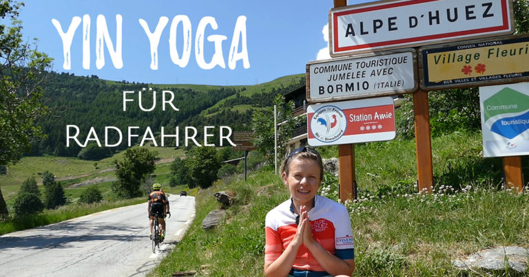 Yin Yoga für Radfahrer