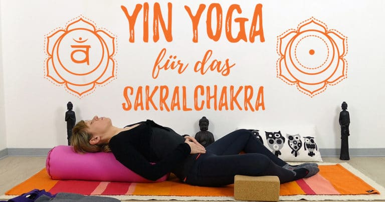 Yin Yoga für das Sakralchakra