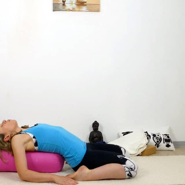 Yin Yoga Sattel