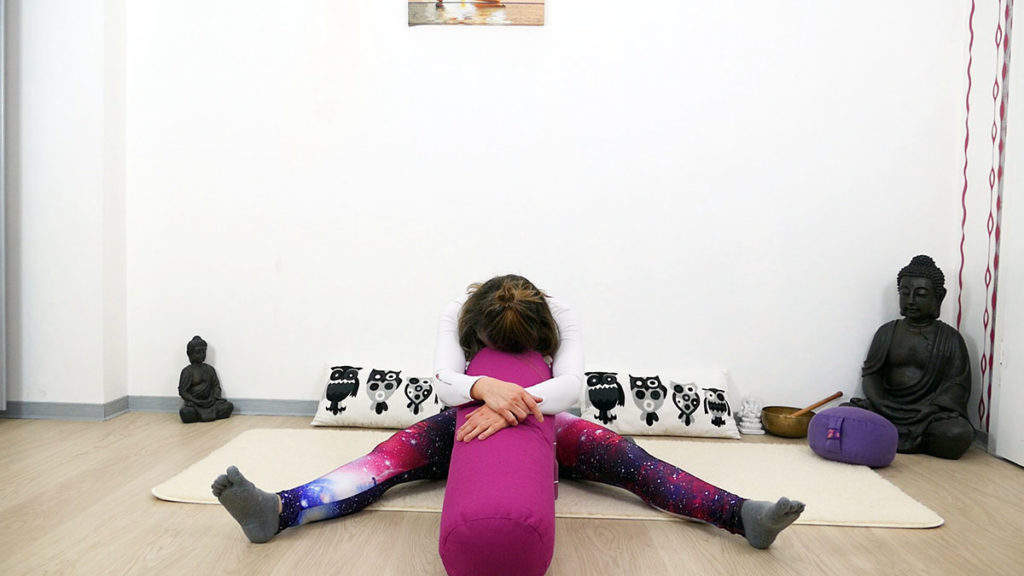 Yin Yoga Selbstliebe - Libelle