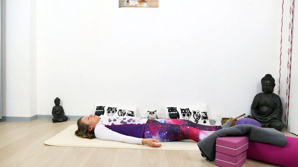 Yin Yoga Selbstliebe - Entspannung