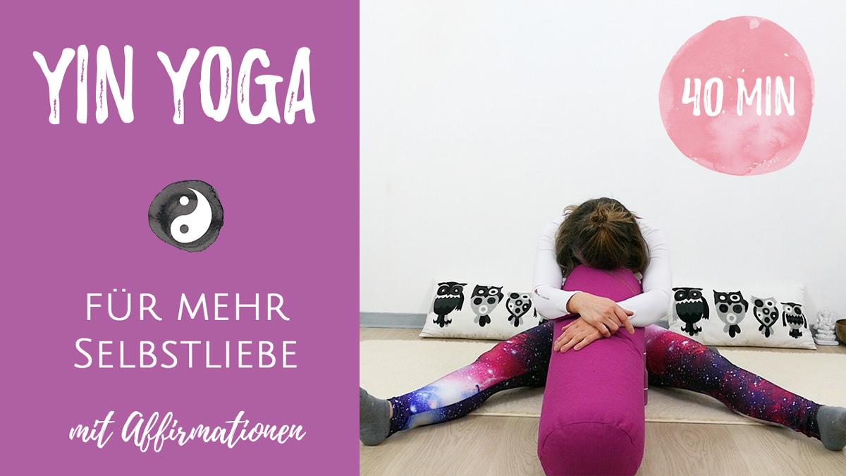 Yin Yoga für Selbstliebe