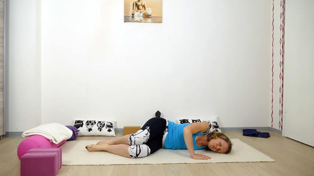 Yin Yoga bei Hitze | Open Wings