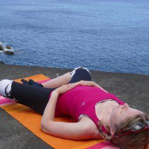 AcuYin Yoga Summer Self Care - Yin Yoga & Akupressur