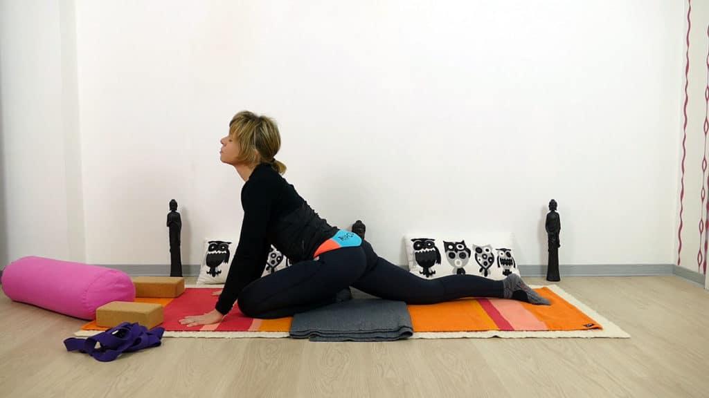 Swan Yin Yoga Swadhisthana Chakra