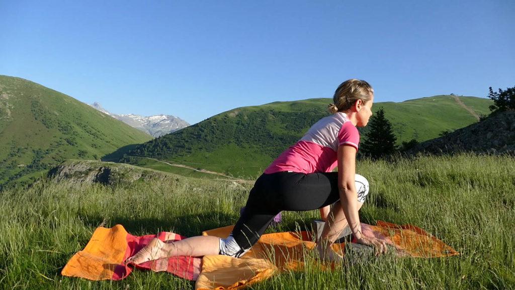 Yin Yoga für Trailrunner & Bergwanderer: Overstepping Dragon