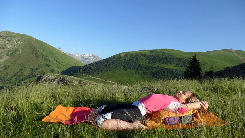 Yin Yoga für Trailrunner & Bergwanderer: Sattel