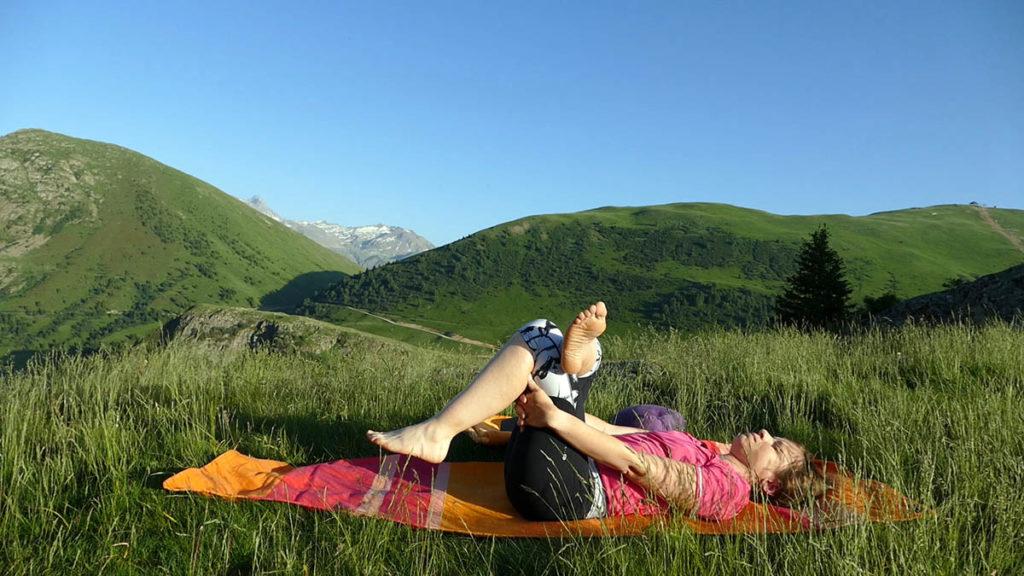 Yin Yoga für Trailrunner & Bergwanderer: Nadelöhr